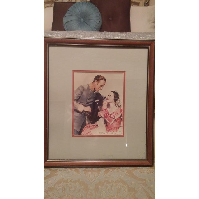 "Olivia De Havilland Signed ""Gone With The Wind"" Photograph - Image 2 of 7"