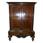 Image of Indo-Dutch Armoire, 1820