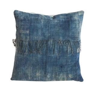 African Indigo Floor Pillow
