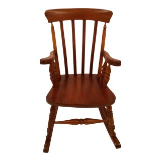 Winsor Style Rocking Chair