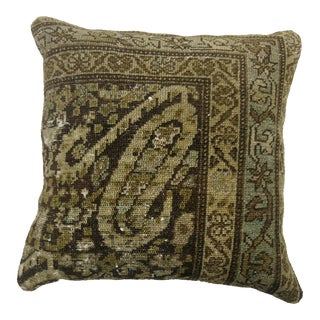Shabby Chic Antique Persian Pillow