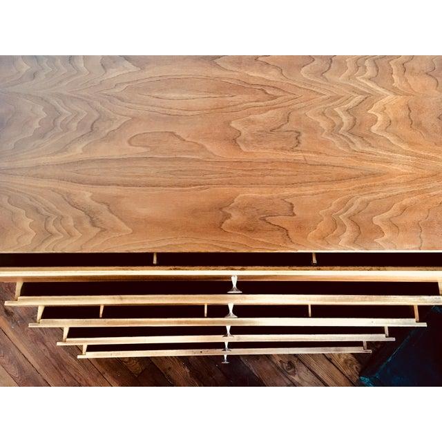 George Nelson for Herman Miller Walnut Thin Edge Dresser - Image 7 of 9