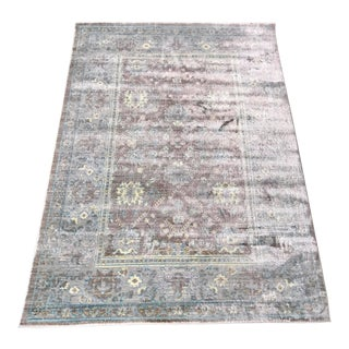 Heritage Collection Vintage Distressed Turkish Rug- 8'x10'