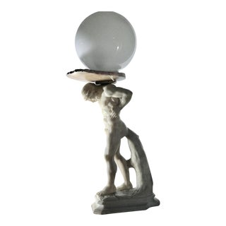 'Atlas, Bearer of the Heavens' Lamp