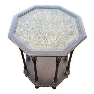 Pulaski Octogonal Side Table