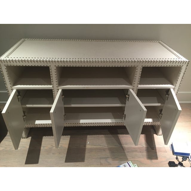 Image of Bungalow 5 Seagrass Console/Cabinet