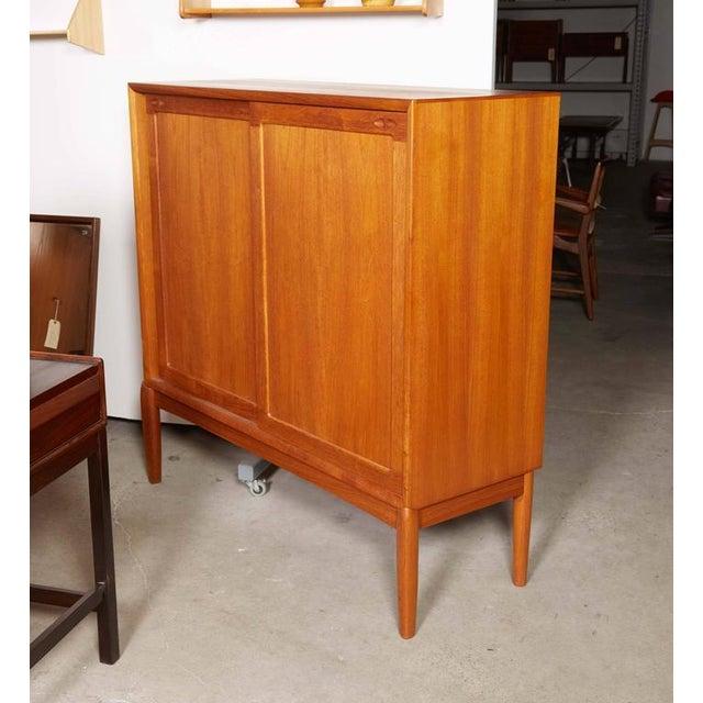 Danish Teak Cabinet by H.W. Klein - Image 2 of 5