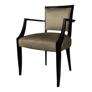 Reproduction of a French Bridge Armchair