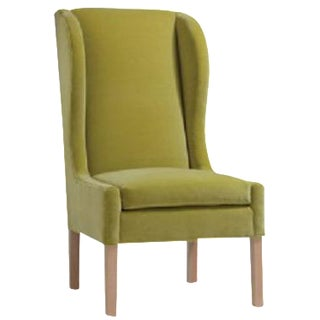 "O. Henry House ""Evelyn"" Wing Chair"