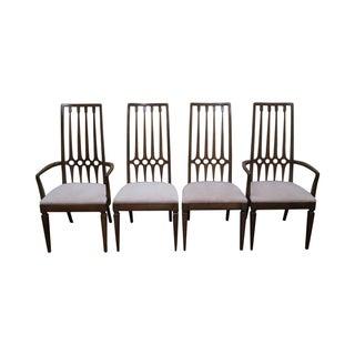 Thomasville Mid Century Hollywood Regency Chairs