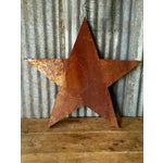 Image of Handcrafted 3D Metal Star