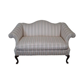 Harden Queen Anne 18th Century Style Loveseat