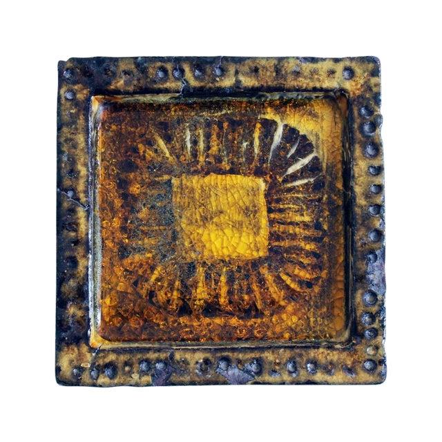 Vintage Ceramic Tile, Mario Ferreira Da Silva - Image 1 of 5