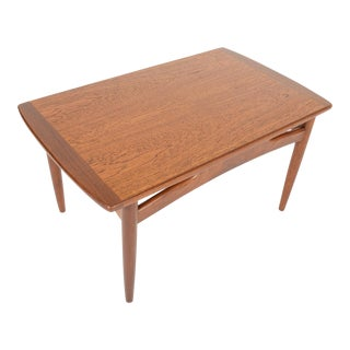 Small G Plan Coffee Table in Teak