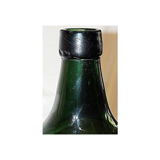 Antique French Demijohn Bottle - Image 5 of 6