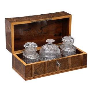 Antique French Tea Caddy, Circa 1860