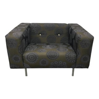 Custom Moooi Bottoni Arm Chair