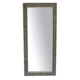 Black & White Full Length Mirror
