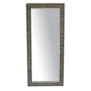 Black & White Full Length Mirror