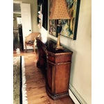 Image of Century Furniture Rounded Cabinet Console