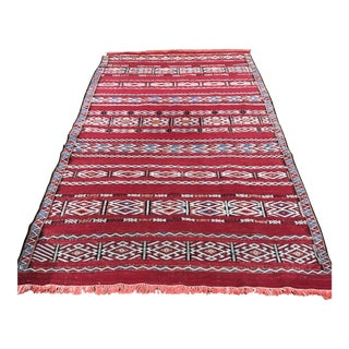 Indian Boho Vintage Marriage Blanket Rug - 5′3″ × 9′10″