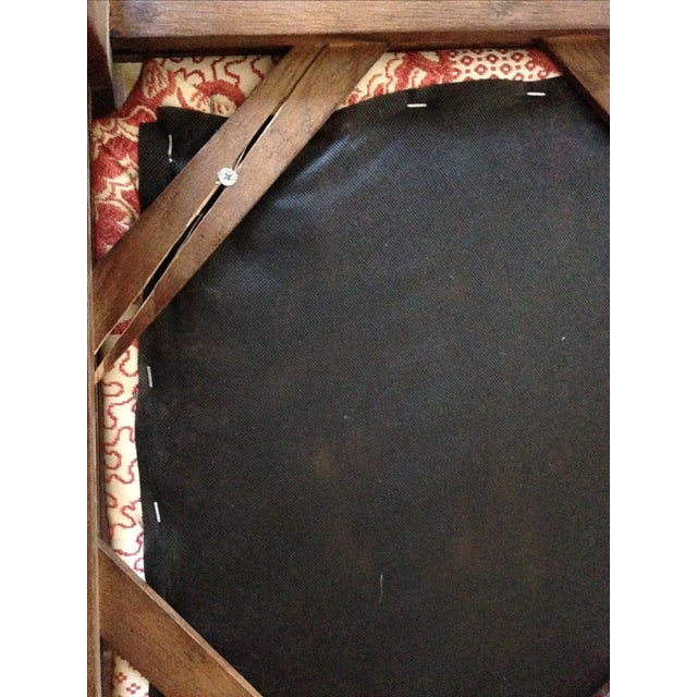 Image of Antique Spindle-Back Carver Chairs - Set of 4