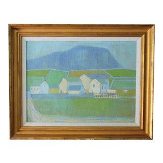 Charles Quest Landscape Painting