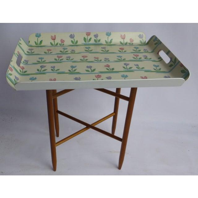 Mid-Century Swedish Tray Table - Image 3 of 5