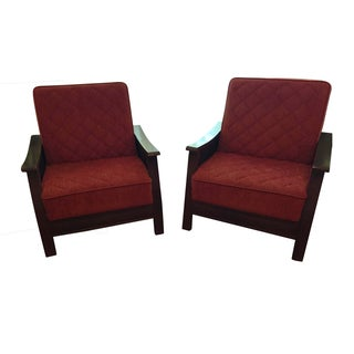 Turkish Armchairs - a Pair