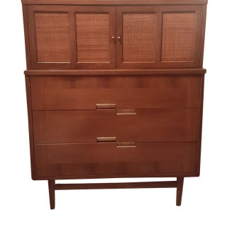 American of Martinsville Tall Dresser
