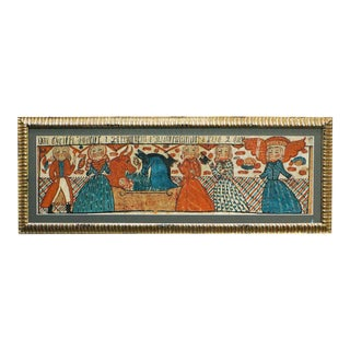 Early Bonad depicting Nativity Scene (#50-06)