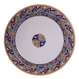 Moorish Design Serving Platter