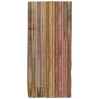 Striped Jajim Flatweave