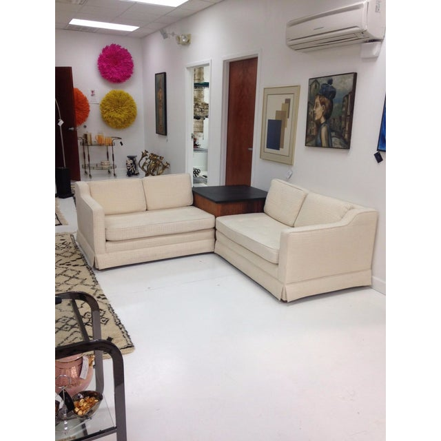 Image of Mid Century Sectional Sofa