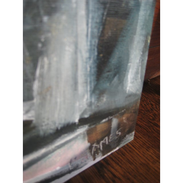 Image of Katherine James Chair Abstract Painting