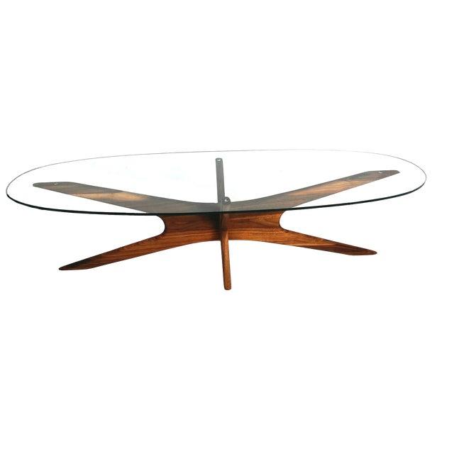 Adrian Pearsall Mid-Century Jacks Coffee Table - Image 1 of 8