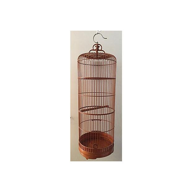 Collapsible Bird Cage - Image 2 of 8