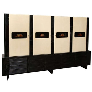 Italian Art Deco Buffet by Aldo Tura