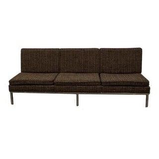 Helkion Mid Century Tweed Sofa