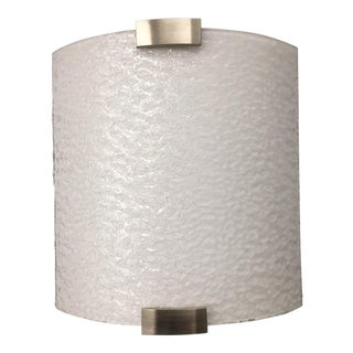 LBL Omni Glass & Aluminum Wall Sconce