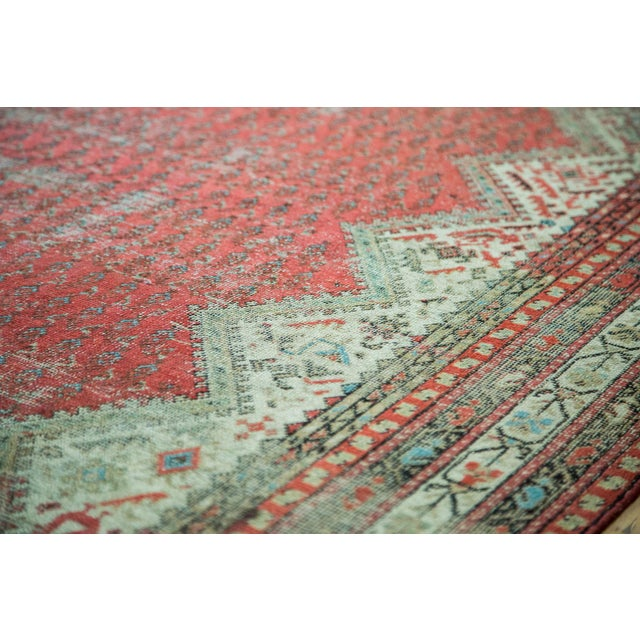 "Antique Persian Malayer Runner - 6'9"" x 15'10"" - Image 2 of 5"