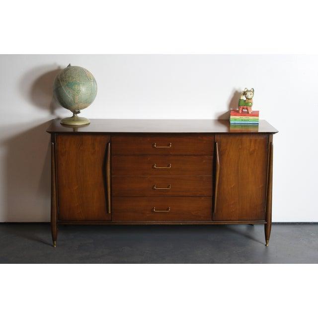 Huntley Mid Century Modern Architectural Dresser Chairish