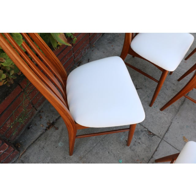 Set of 6 Koefoeds Hornslet Dining Chairs - Image 7 of 11