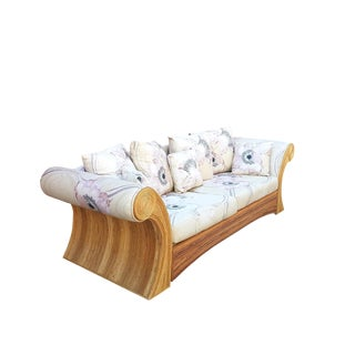 Adrian Pearsall Comfort Designs Pencil Reed Sofa