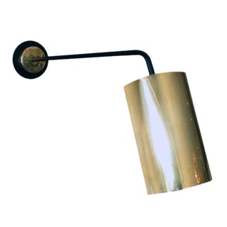 French Single Arm Wall Light