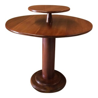 Leopold Stickley 2-Tier Foyer Table