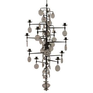 Chandelier Designed by Erik Hoglund
