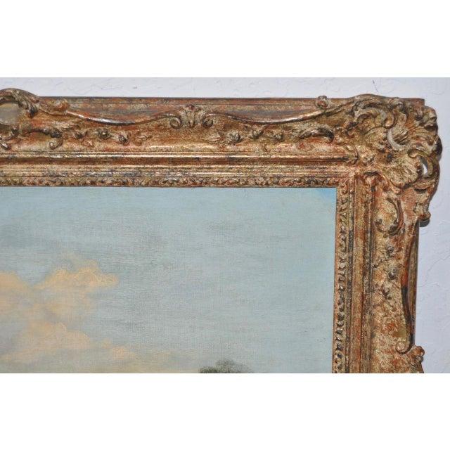 "James Baker Pyne ""Downham, Norfolk"" Original Oil Painting - Image 7 of 11"