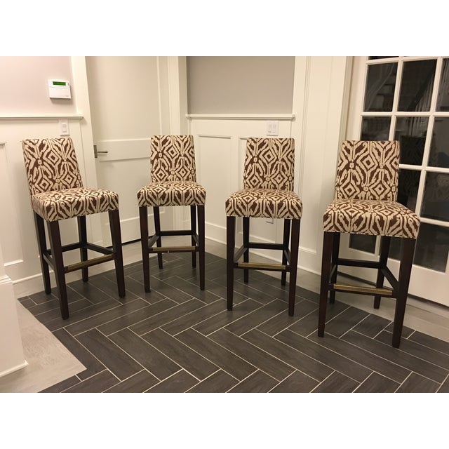 Lee Industry Bar Stools - Set of 4 - Image 2 of 10