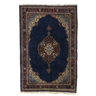 Antique Turkish Sparta Rug - 7′ × 10′6″